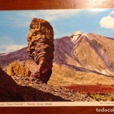 Postales: POSTAL TENERIFE - VISTA DEL TEIDE - ED. JOHN HINDE ORIGINAL, IRLANDA - SIN USO. Lote 191082102