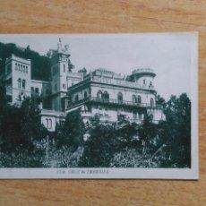Postales: TARJETA POSTAL SANTA CRUZ DE TENERIFE - HOTEL QUISISANA - RARA. Lote 191084326