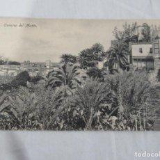 Postales: CAMINO DEL MONTE - RODRIGUES BROS. PUERTO DE LA LUZ 25 - S/C. Lote 191178530