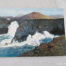 Postales: LANZAROTE - LOS HERVIDEROS - S/C. Lote 191189497