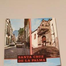 Postales: ISLA SAN MIGUEL DE LA PALMA N°134/ SIN CIRCULAR/ 10'5×15/ REF.A31. Lote 191221623