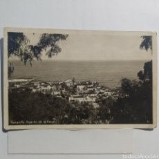 Postales: TENERIFE PUERTO DE LA CRUZ, FOTO CENTRAL, OTTO AUER, SANTA CRUZ DE TENERIFE. Lote 191482813