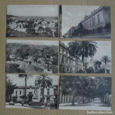 Postales: 16 POSTALES CANARIAS ANTIGUAS. Lote 192195583