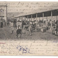 Postales: LAS PALMAS - MERCADO - P29584. Lote 192371420