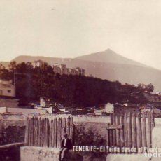 Postales: TENERIFE PUERTO DE LA CRUZ-JG 62. Lote 193984210