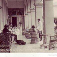 Postales: TENERIFE PUERTO DE LA CRUZ -GRAN HOTEL TAORO- FB. Lote 193984305