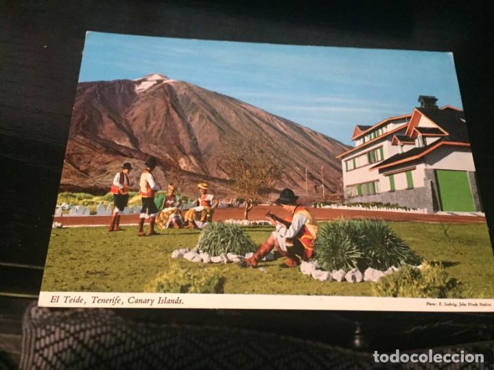 POSTAL DE TENERIFE - TEIDE - BONITAS VISTAS - LA DE LA FOTO VER TODAS MIS POSTALES (Postales - España - Canarias Moderna (desde 1940))