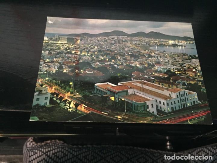 POSTAL DE LAS PALMAS - PUERTO DE LA LUZ - BONITAS VISTAS - LA DE LA FOTO VER TODAS MIS POSTALES (Postales - España - Canarias Moderna (desde 1940))