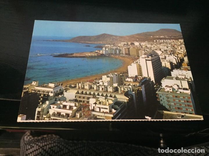 POSTAL DE LAS PALMAS - PLAYA DE LAS CANTERAS - BONITAS VISTAS - LA DE LA FOTO VER TODAS MIS POSTALES (Postales - España - Canarias Moderna (desde 1940))