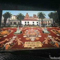 Postales: POSTAL DE LA OROTAVA - BONITAS VISTAS - LA DE LA FOTO VER TODAS MIS POSTALES. Lote 194011650