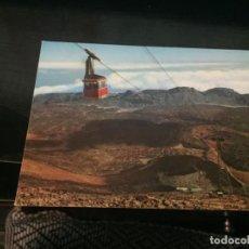 Postales: POSTAL DE TENERIFE -TELEFERICO - BONITAS VISTAS - LA DE LA FOTO VER TODAS MIS POSTALES. Lote 194011721