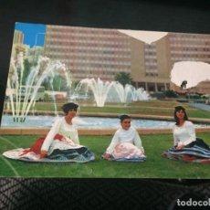 Postales: POSTAL DE CANARIAS MUCHACHAS TIPICAS - BONITAS VISTAS - LA DE LA FOTO VER TODAS MIS POSTALES. Lote 194011981