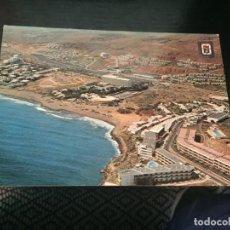 Postales: POSTAL DE GRAN CANARIA PLAYA DE SAN AGUSTIN - BONITAS VISTAS - LA DE LA FOTO VER TODAS MIS POSTALES. Lote 194012423