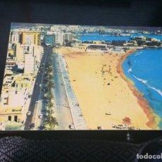 Postales: POSTAL DE GRAN CANARIA- PLAYA DE LAS ALCARAVANERAS - - LA DE LA FOTO VER TODAS MIS POSTALES. Lote 194012837