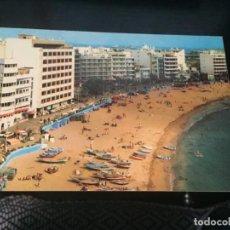 Postales: POSTAL DE GRAN CANARIA- PLAYA DE LAS CANTERAS - - LA DE LA FOTO VER TODAS MIS POSTALES. Lote 194012911