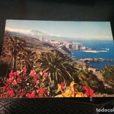 Postales: POSTAL DE TENERIFE -PUERTO DE LA CRUZ - BONITAS VISTAS- LA DE LA FOTO VER TODAS MIS POSTALES. Lote 194013221