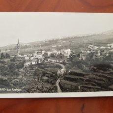 Postais: ANTIGUA POSTAL LOS REALEJOS TENERIFE FOTO BAENA. Lote 194203141