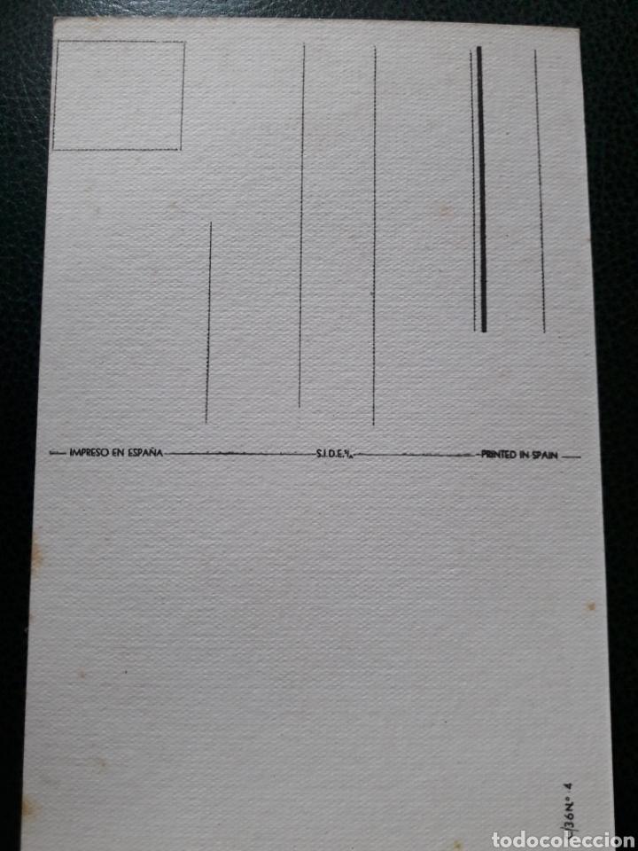 Postales: Postal antigua de Canarios - Foto 2 - 194209933