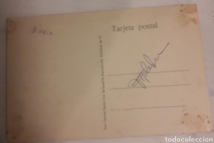 Postales: Tarjeta postal fotografica antigua Tenerife puerto de la cruz hotel martiane - Foto 2 - 194240167