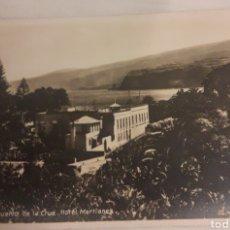 Postales: TARJETA POSTAL FOTOGRAFICA ANTIGUA TENERIFE PUERTO DE LA CRUZ HOTEL MARTIANE. Lote 194240167
