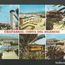 Postales: POSTAL SIN CIRCULAR - LAS GALLETAS 81 - TENERIFE - CHAPARRAL - EDITA GLOBAL TRADERS. Lote 194272936