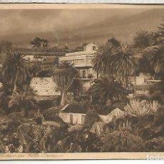Postales: TENERIFE OROTAVA ESCRITA . Lote 194318722
