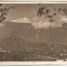 Postales: TENERIFE TEIDE SIN ESCRIBIR. Lote 194318856