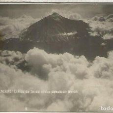 Postales: TENERIFE TEIDE ESCRITA 1926. Lote 194319121