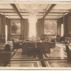 Postales: TENERIFE HOTEL MENCEY SIN ESCRIBIR. Lote 194319770