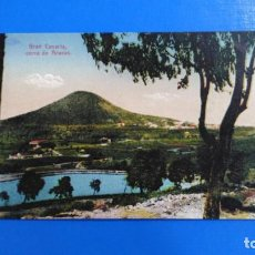 Postales: TARJETA POSTAL LAS PALMAS DE GRAN CANARIA - 11185 CERCA DE ARUCAS. Lote 194397063