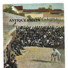 Postales: FIESTAS CANARIAS .- LUCHADAS .- EDICION J. PERESTRELLO Nº 7 / SIN CIRCULAR . Lote 194561241