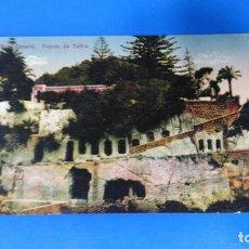 Postales: TARJETA POSTAL LAS PALMAS DE GRAN CANARIA - 11195 CUEVAS DE TAFIRA. Lote 194574246