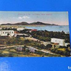 Postales: TARJETA POSTAL LAS PALMAS DE GRAN CANARIA - 11176 PUERTO DE LA LUZ - CIRCULADA. Lote 194607147