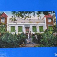 Postales: TARJETA POSTAL LAS PALMAS DE GRAN CANARIA - CASA DE CAMPO. Lote 194609636
