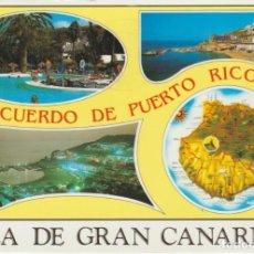 Postales: (246) GRAN CANARIA. PUERTO RICO. Lote 194623608