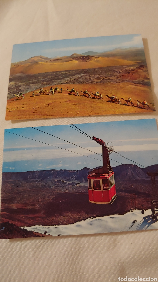 Postales: 4 postales Tenerife - Foto 2 - 194645382