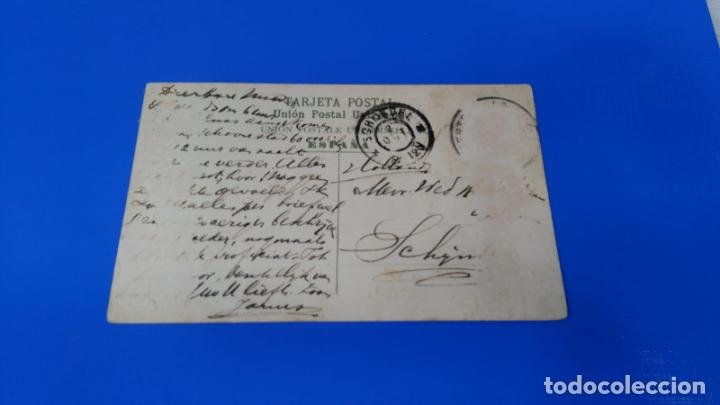Postales: TARJETA POSTAL LAS PALMAS DE GRAN CANARIA - LAS PALMAS - CIRCULADA - Foto 2 - 194684667
