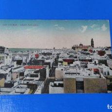 Postales: TARJETA POSTAL LAS PALMAS DE GRAN CANARIA - LAS PALMAS - CIRCULADA. Lote 194684667