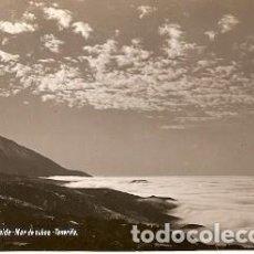 Postales: POSTAL EL TEIDE. MAR DE NUBES. TENERIFE. 73-230. Lote 194711702