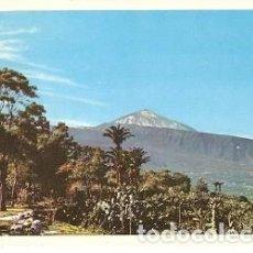 Postales: POSTAL TENERIFE. VALLE DE LA OROTAVA Y EL TEIDE. 73-232. Lote 194712055