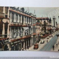 Postales: POSTAL ANTIGUA. CALLE MAYOR DE TRIANA. LAS PALMAS. DOMINGUEZ Nº 29. Lote 194754977