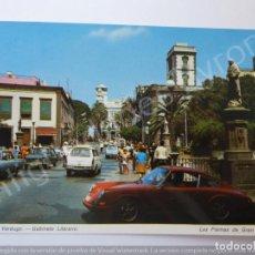 Postales: POSTAL . PUENTE VERDUGO Y GABINETE LITERARIO. LAS PALMAS.. Lote 194760532