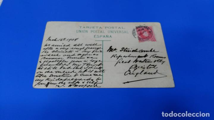 Postales: TARJETA POSTAL LAS PALMAS DE GRAN CANARIA - 4135 SEMANA SANTA - CIRCULADA - Foto 2 - 194877886