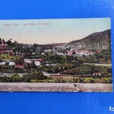 Postales: TARJETA POSTAL LAS PALMAS DE GRAN CANARIA - BARRANCO SECO. Lote 194878427