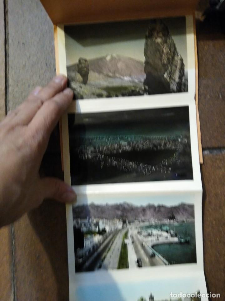 Postales: Tenerife Serie IX Ediciones Lujo. Zaragoza. 10 postales - Foto 2 - 194925997