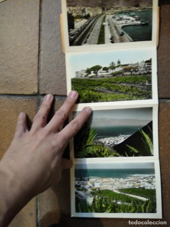 Postales: Tenerife Serie IX Ediciones Lujo. Zaragoza. 10 postales - Foto 3 - 194925997