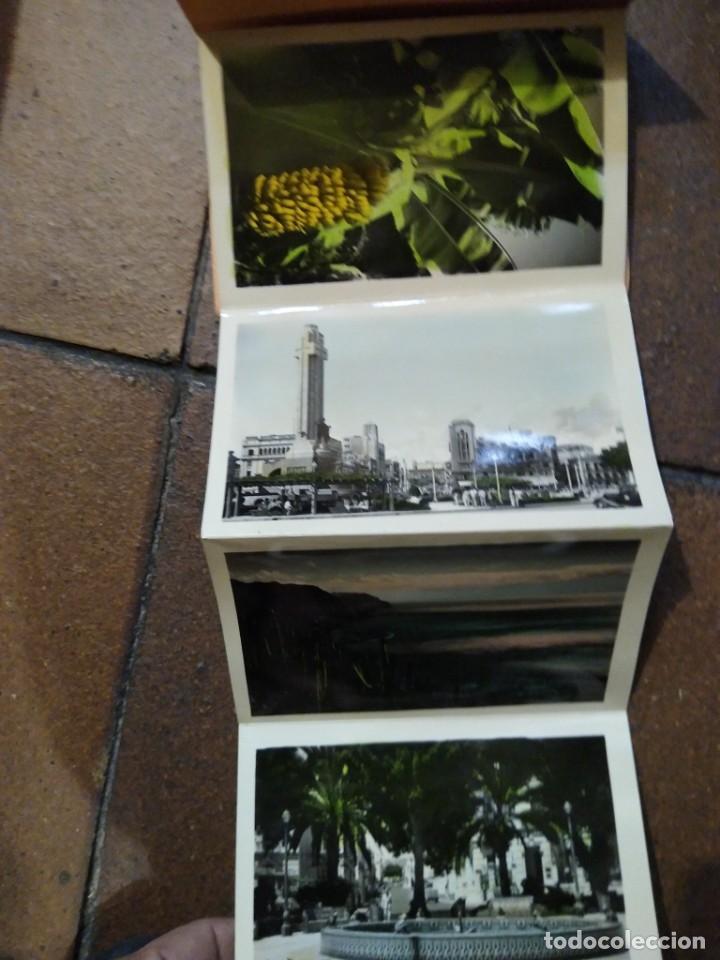 Postales: Tenerife Serie IX Ediciones Lujo. Zaragoza. 10 postales - Foto 4 - 194925997