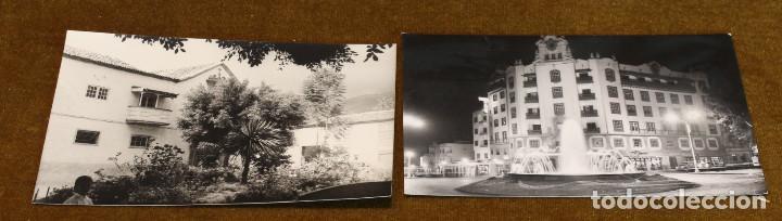 ANTIGUAS TARJETAS POSTALES DE SANTA CRUZ DE TENERIFE-GUIOMAR. (Postales - España - Canarias Antigua (hasta 1939))