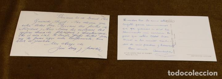Postales: Antiguas tarjetas postales de Santa Cruz de Tenerife-Guiomar. - Foto 2 - 194936611
