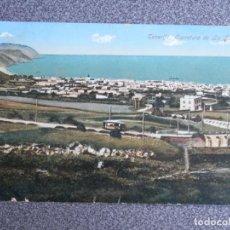 Postales: SANTA CRUZ DE TENERIFE CARRETERA DE LA LAGUNA POSTAL CIRCULADA AÑO 1915. Lote 194949070